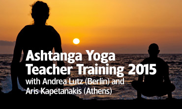 Ashtanga Yoga - Teacher's Training