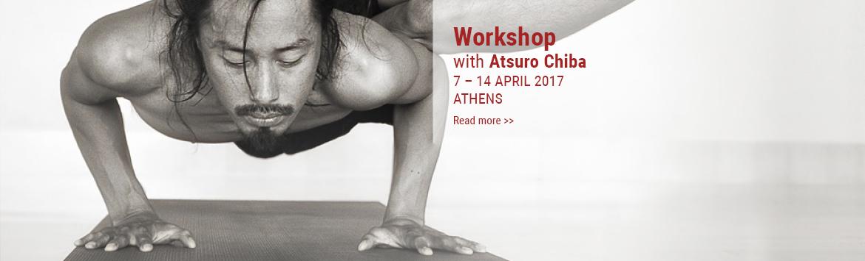 ashtanga yoga athens workshop atsuro chiba