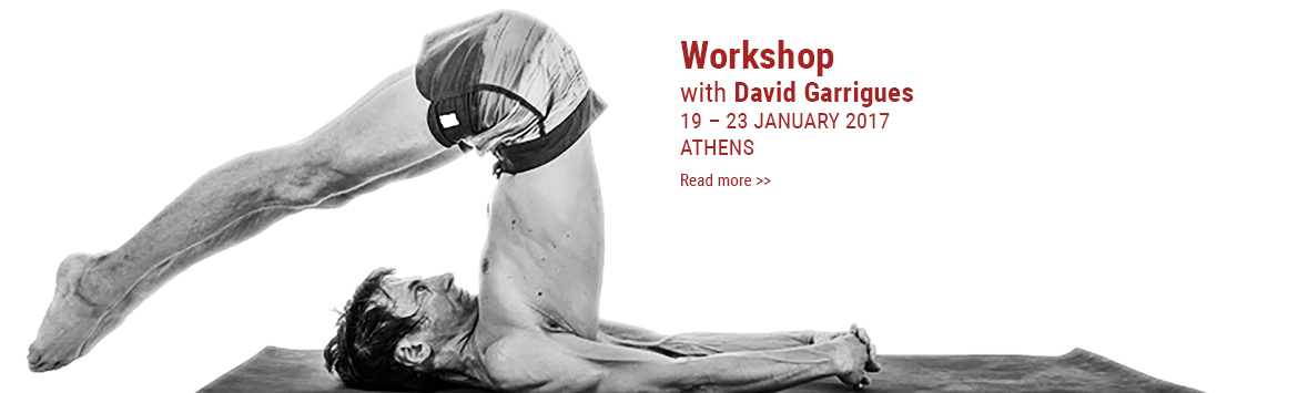 ashtanga yoga athens david garrigues