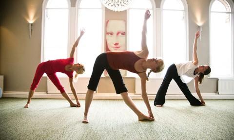 Healing Injuries with Ashtanga Yoga