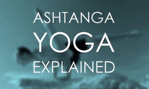 Ashtanga Yoga As It Was (The Long and Short of It)